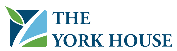 The York House Apartments logo